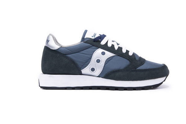 Saucony Jazz Original 2044-2 Navy/Silver