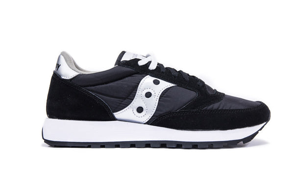 Saucony Jazz Original 2044-1 Silver/Black