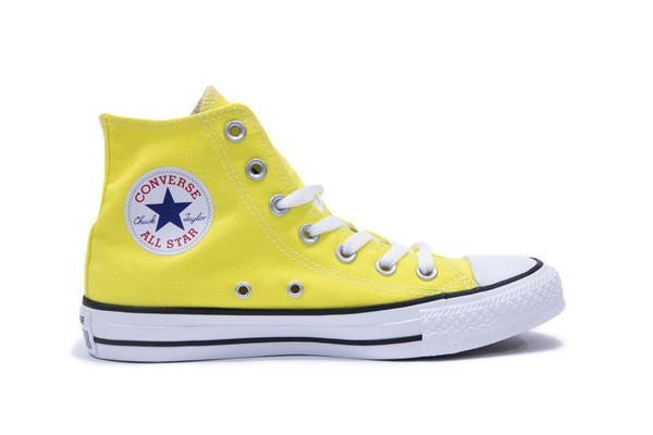 Converse All Star Hi  155738C Alta Gialla