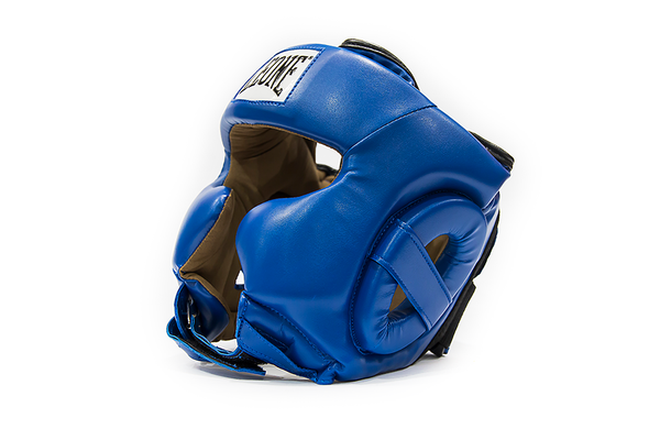 Leone Casco Boxe Training CS415 Blu