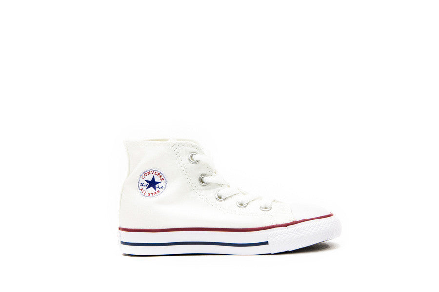 Converse All Star Hi Alta Junior 7J253 Bianca