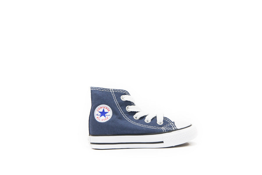 Converse All Star Hi Alta Junior 7J233 Blu