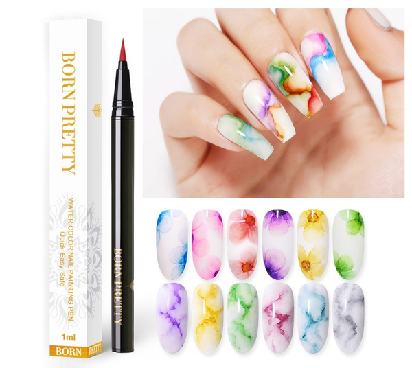 Born Pretty® - Penna per Nails Art