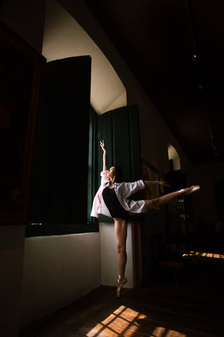 Dancer by the window