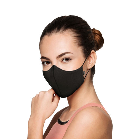 Bloch Black B-Safe Face Mask for Dancers