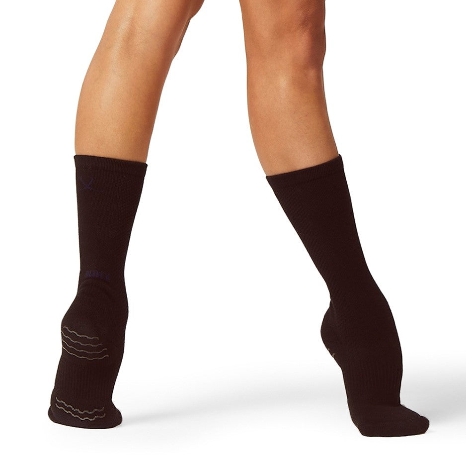 A1000 Blochsox Black Dance Sock by Bloch