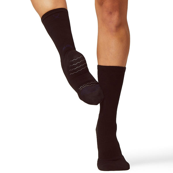 Black A1000 Bloch sox Dance Sock by Bloch