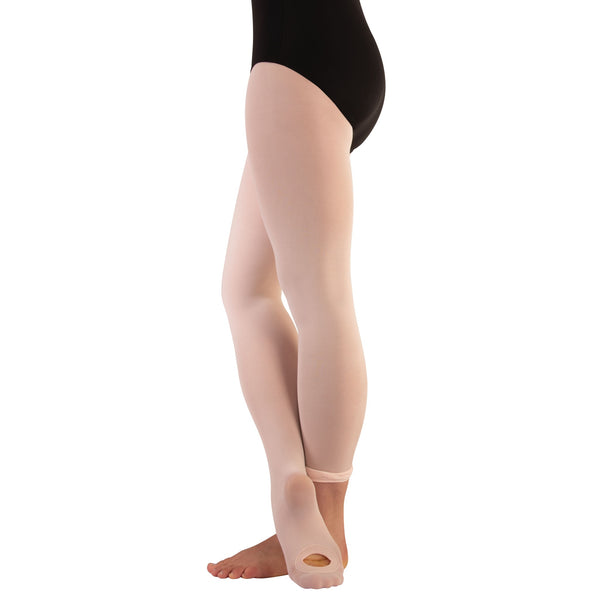 Body Wrappers C31 Convertible Tights Theatrical Pink
