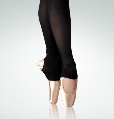 Black Body Wrappers A32 Stirrup Dance Tights