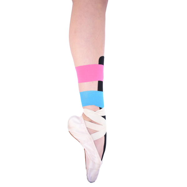 Balle Tape Kinesiology Tape shin ankle Recovery