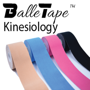Balle Tape Kinesiology Tape 4 pack