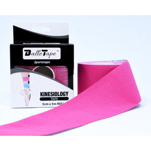 Kinesiology sportstape for ballet - Pink