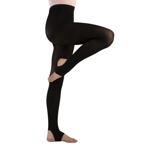 Body Wrappers Stirrup Tights