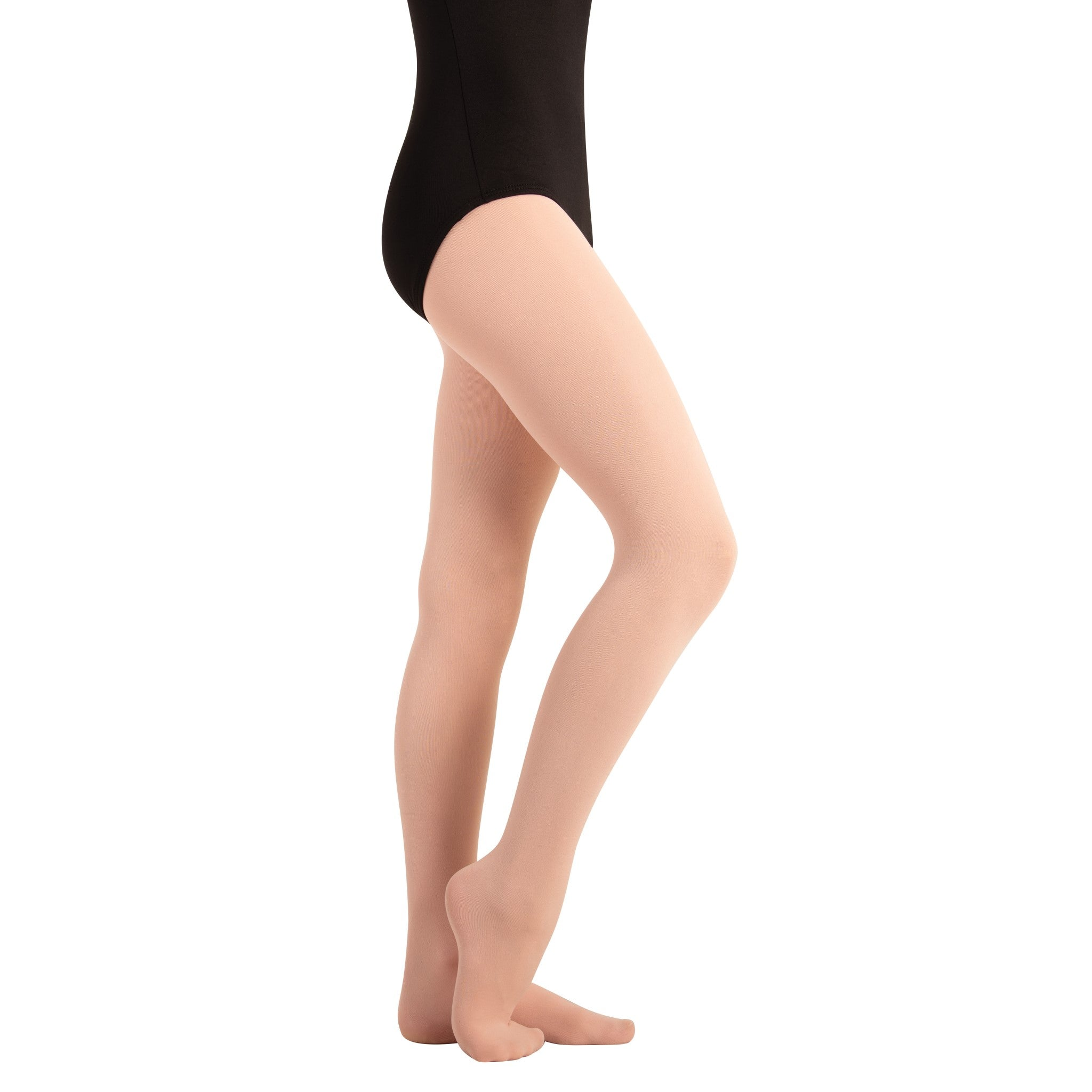Body Wrappers A80 Adult Footed Tights