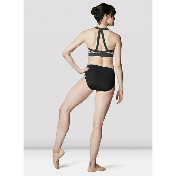 FR5053 Bloch High Waist Fashion Dance Briefs