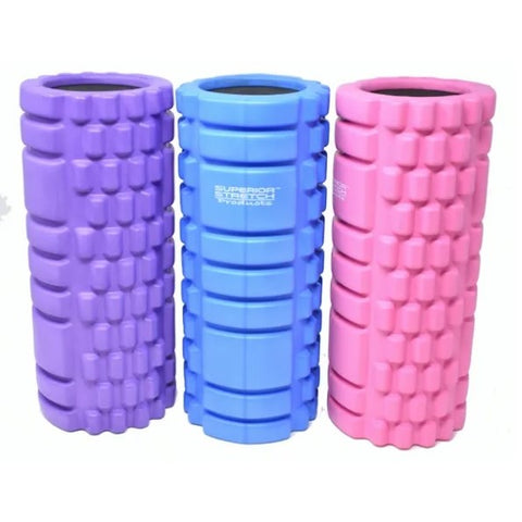 Foam Fitness Roller by Superior Stretch