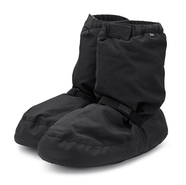 IM009 Bloch Warm Up Booties Black