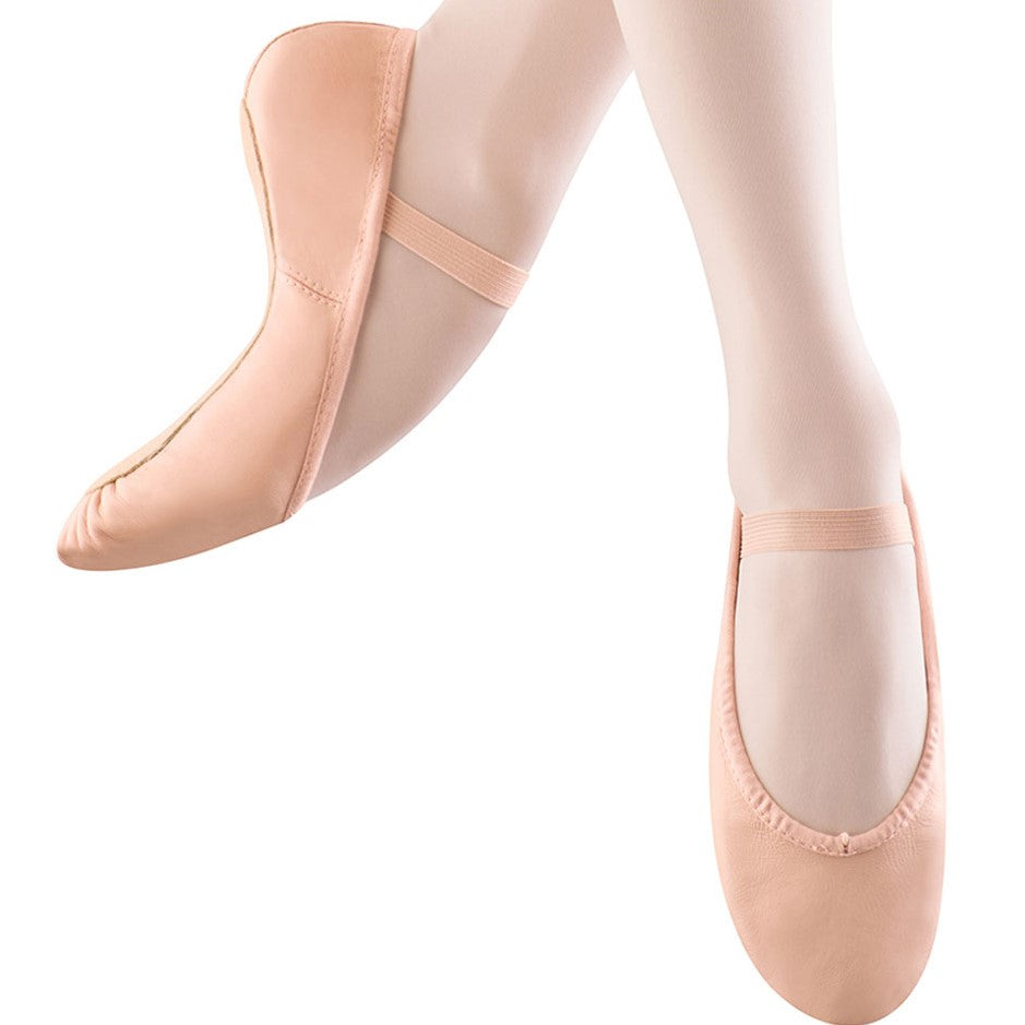 Dansoft Full Sole Leather Ballet Shoes
