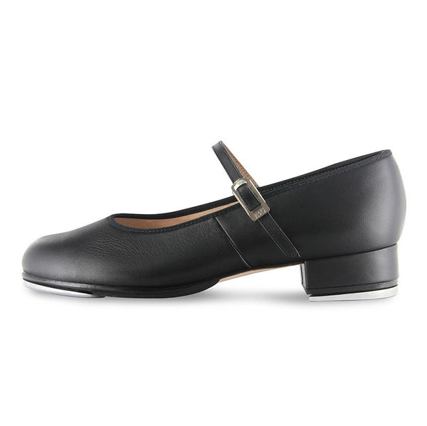 S0302G Bloch Black Tap On Leather Tap Shoes