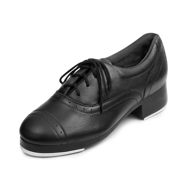 Bloch Jason Samuel Smith Leather Tap Shoes Black