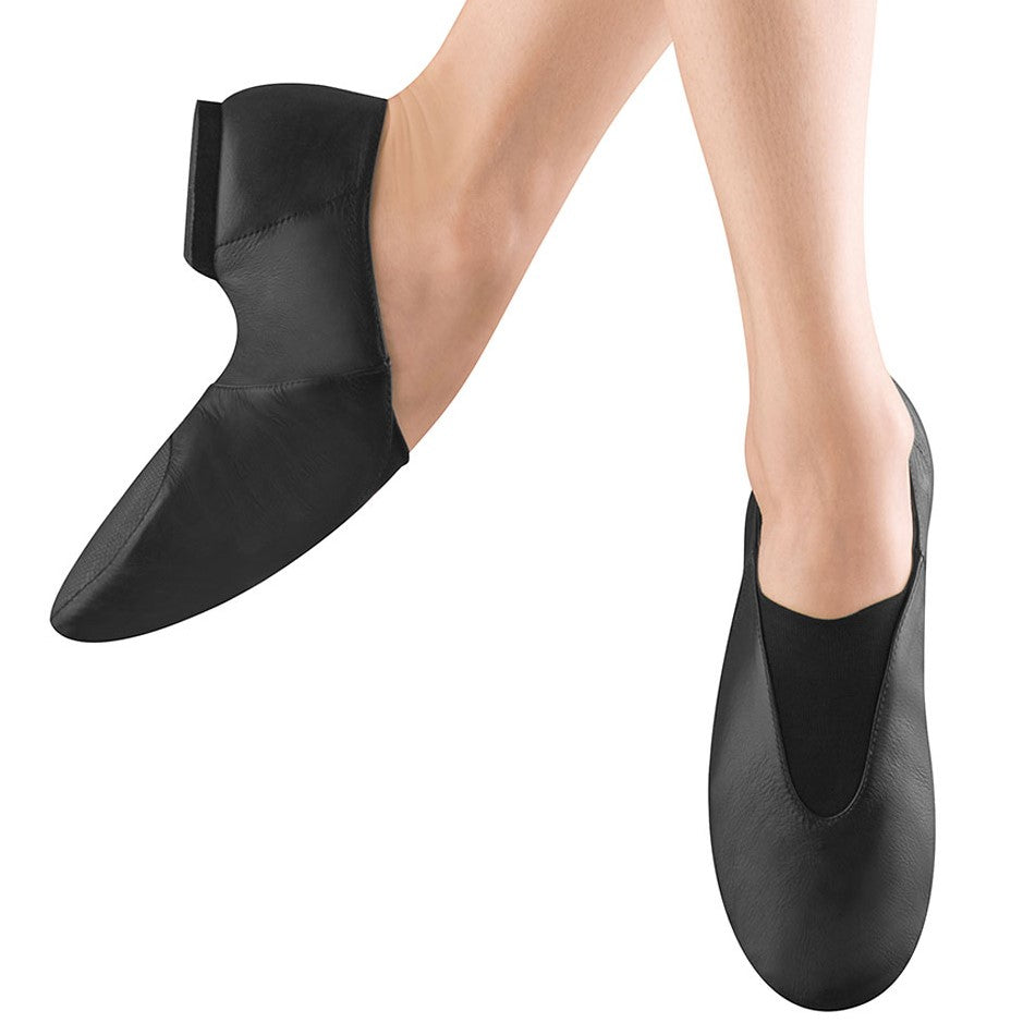 Bloch Super Jazz Black Jazz Shoes