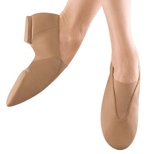 Bloch Super Jazz Tan Jazz Shoes