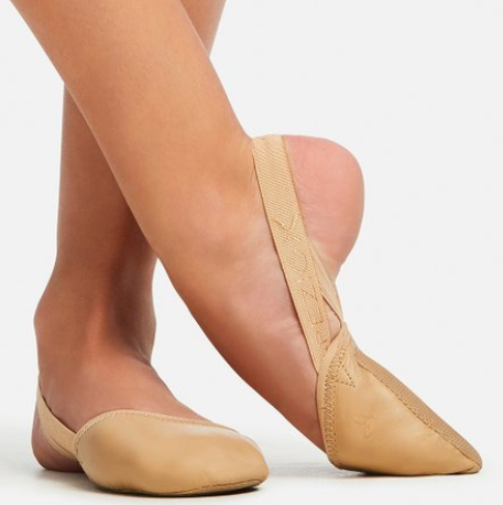 H063W Sophia Lucia Leather Turners by Capezio