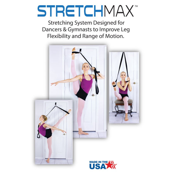 Removable door stretching strap Instructions Instructional Video