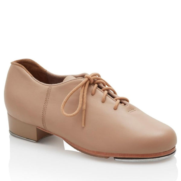 CG19 Capezio Caramel Full Leather Full Sole Tap Shoes