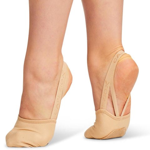 H064W Capezio Hanami Canvas Turner