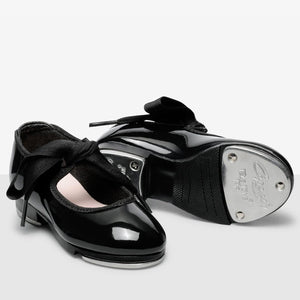Capezio Tyette N625C Black Tap Shoes