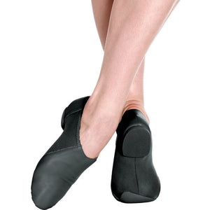 JZ43 Black So Danca Slip On Jazz Shoes
