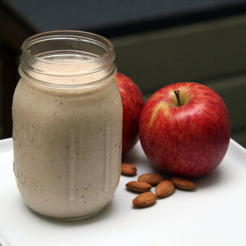 source organic whey breakfast smoothie