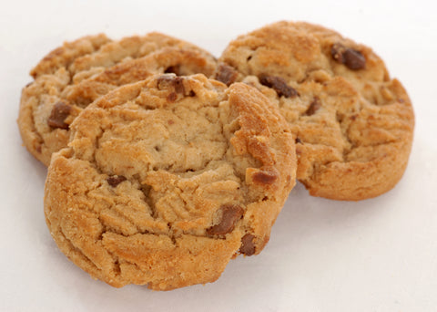 source organic peanut butter protein cookies