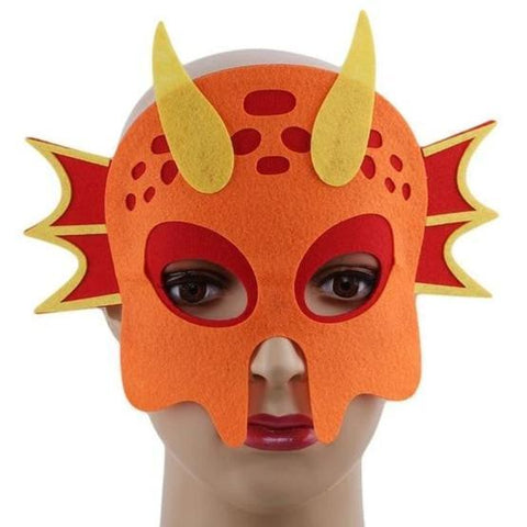Maternal Dragon Mask