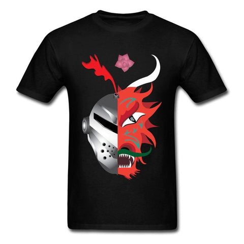 T Shirt Dragon Knight
