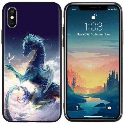 Angel Phone Case | Engaging The Dragon