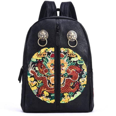 Backpack Adult Dragon | Engaging The Dragon