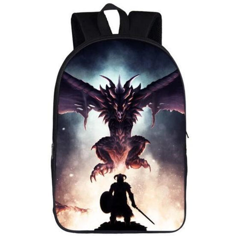 Bag Viking Back | Engaging The Dragon