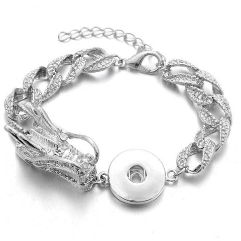 Bracelet Female Dragon | Engaging The Dragon