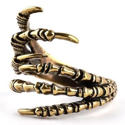 Bronze Dragon Ring | Engaging The Dragon