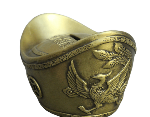 Bronze Piggy Bank | Engaging The Dragon