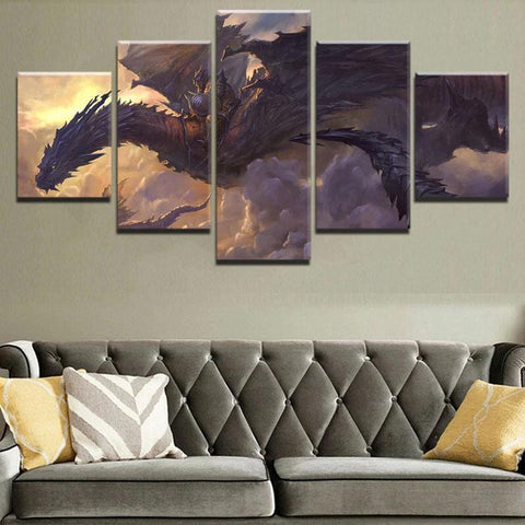 Fantastic Dragon Frame