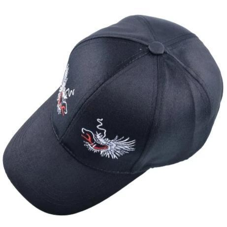 Cap With Dragon Head