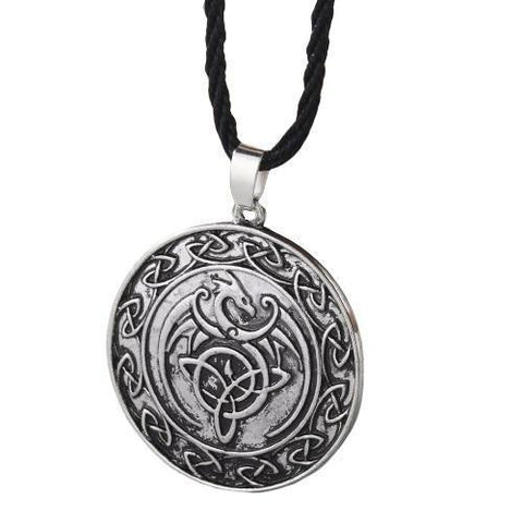 Celtic Necklace Man | Engaging The Dragon