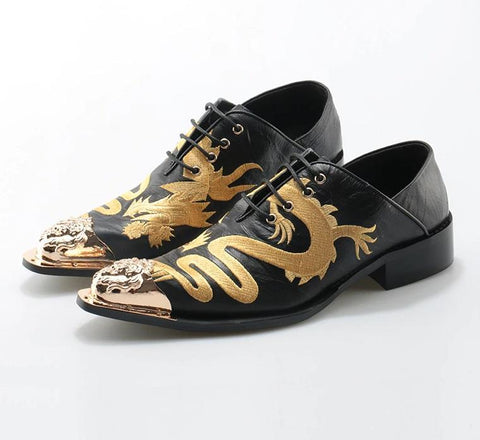 Dragon Shoe Leather