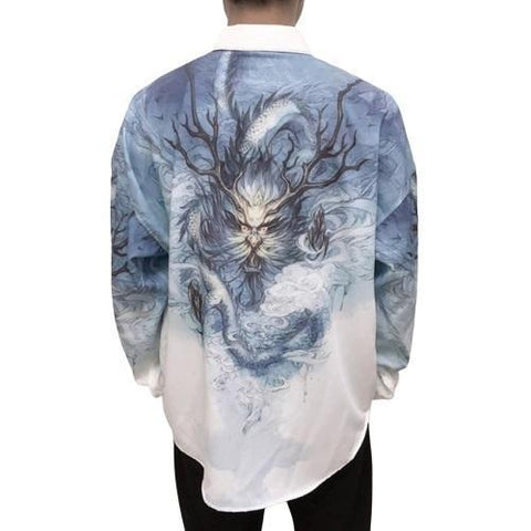 Back Dragon Shirt