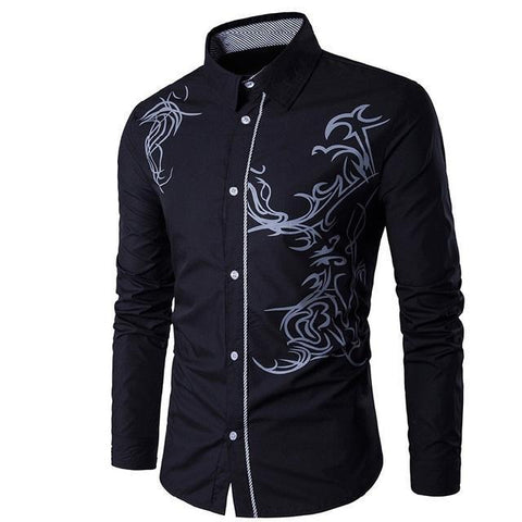 Shirt Tribal Dragon