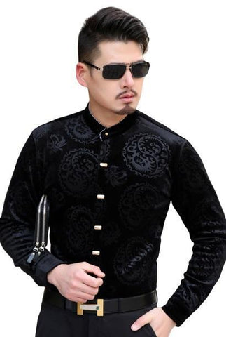 Dragon Silk Shirt