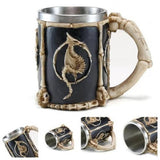 Coffee Cup Stainless Steel | Engaging The Dragon